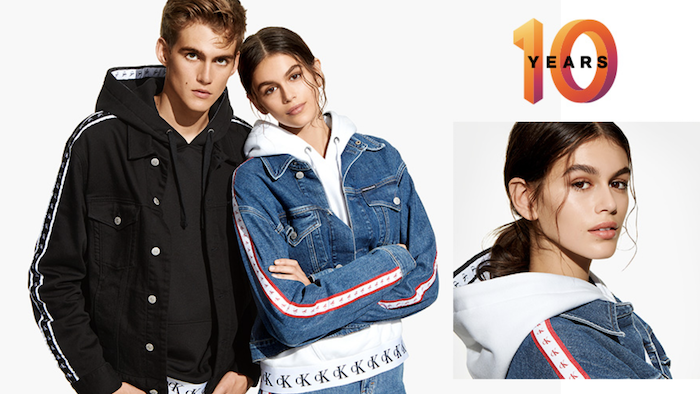Calvin Klein Jeans x Zalando I 10 Years Exclusive Collection