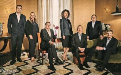 THR Studio Executive Roundtable
